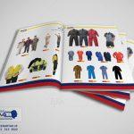 طراحی کاتالوگ ارزان قیمت برای شرکت نسج